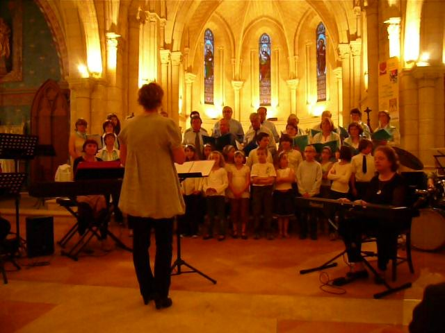 Stage chorale - 30-04-11